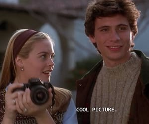 Clueless and movie image