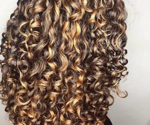 curly, pretty, and natural image