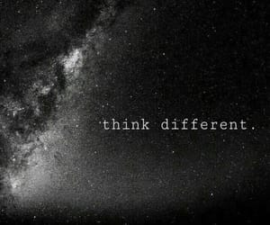 dark, different, and quotes image