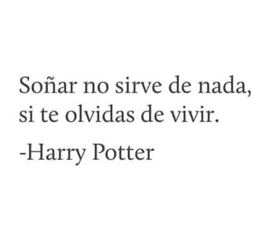 frases, harry potter, and inspiration image