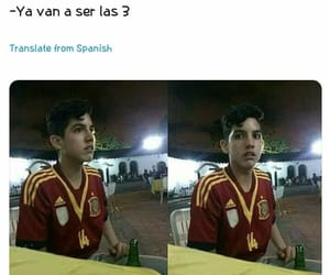 facebook, Risa, and memes en español image