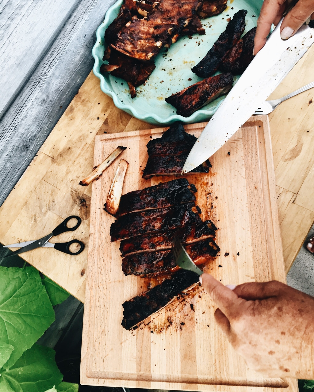 bbq, food, and grill image
