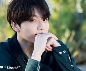 kpop, dispatch, and jeongguk image