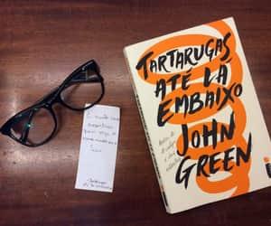 books, livro, and john green image