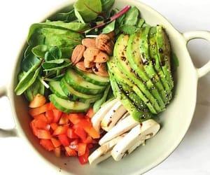 food, food photography, and veggies image