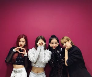 blackpink, jennie, and lisa image
