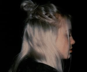billie eilish and black image