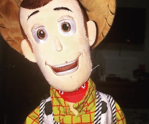 disney, woody, and toystory image