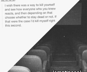 alone, grunge theme, and emptiness image