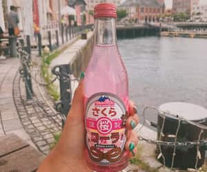 aesthetic, bottle, and city image