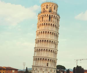 italy, tower of pisa, and rome image