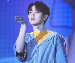 nine percent, idol producer, and zhangjing image