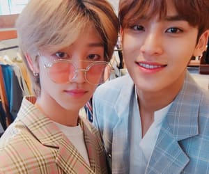 Seventeen, mingyu, and minghao image