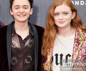 mtv movie awards, sadie sink, and noah schnapp image