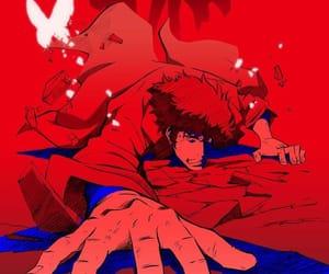 anime, Cowboy Bebop, and spike spiegel image