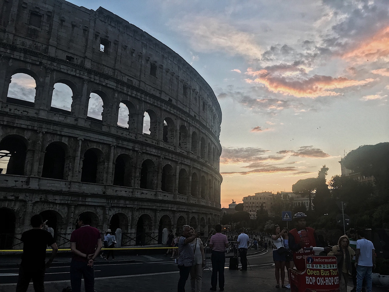beauty, evening, and italy image
