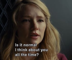 haley bennett, text, and movie image