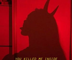 Devil, inside, and killed image