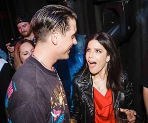 halsey, g eazy, and him and i image