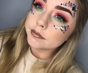 Illamasqua, makeover, and makeup image