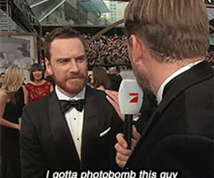gif, michael fassbender, and benedict cumberbatch image