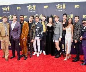 cast, 13rw, and mtv movie awards image