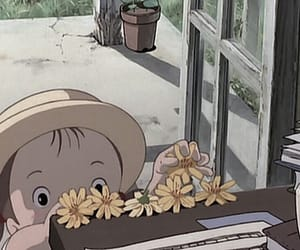 となりのトトロ, anime, and ghibli image