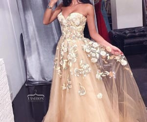 dress, look, and gorgeous image