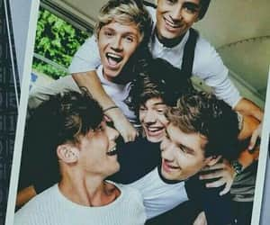 one direction, louis tomlinson, and niall horan image