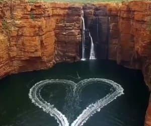fun, sea, and heart image