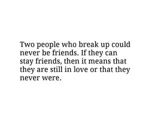 breakups, broken hearts, and hearts image