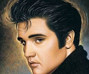 art, elvis, and entertainer image