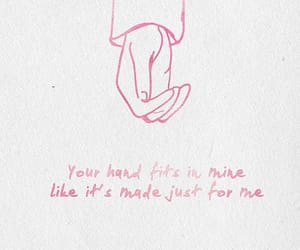one direction, little things, and Lyrics image