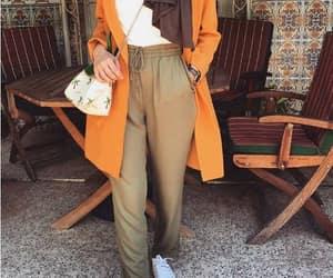 bow pants, dressy pants, and tie pants image
