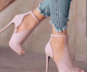 beautiful, shoe, and style image