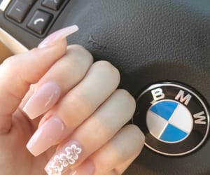 acrylic, beauty, and bmw image