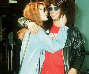 couple, rocknroll, and gunsnroses image