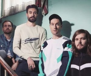 bastille, chris wood, and dan smith image