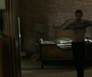 abs, gif, and Jamie Bell image