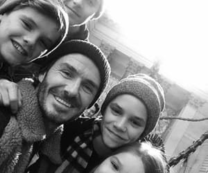 beauty, black and white, and children image