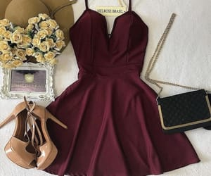 dress, ootd, and fashion image
