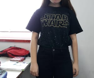 me, star wars, and style image