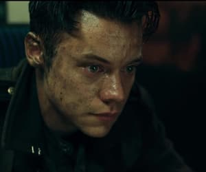 dunkirk, Harry Styles, and gif image