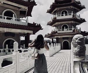 travel, china, and fashion image