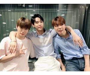 johnny, korean, and lucas image
