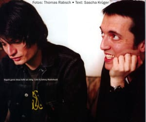 aesthetic, colin greenwood, and Jonny Greenwood image