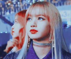 gif, lisa, and blackpink image