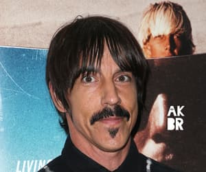 anthony kiedis, lovely, and red hot chili peppers image