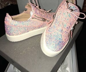 fashion, girly, and glitter image