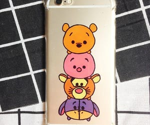 disney, kawaii, and iphone case image